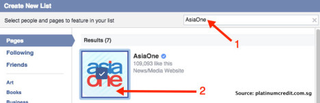 Free SG News Feed on Facebook - AsiaOne