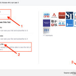 Free SG News Feed on Facebook - List Name