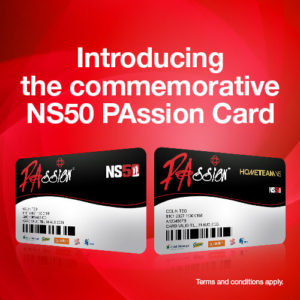 NS50 PAssion Card