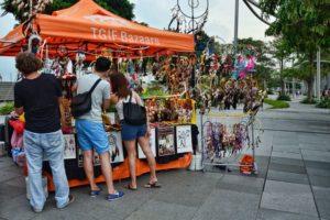 Pop-up Flea Market by Choo Yut Shing