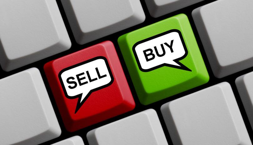 在线购买和销售