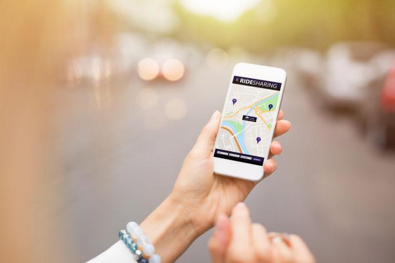 Ride Sharing and Hailing App