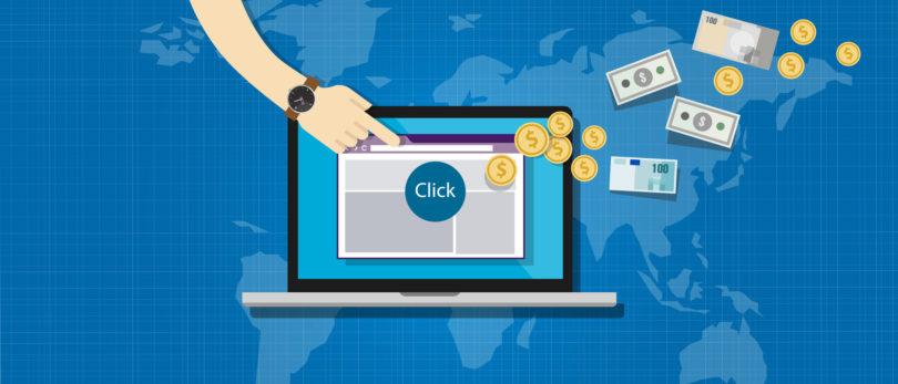 广告和付费博客文章